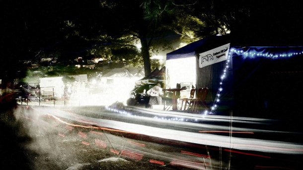 The 2013 Mont 24 Hour: Night Trails