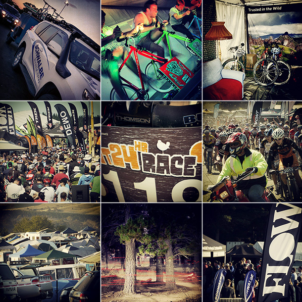 The 2013 Mont 24 Hour: Instagram Collage