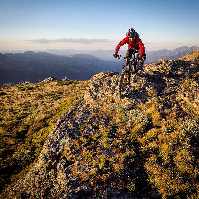 Back country adventure, Ibis Mojo 3 Review