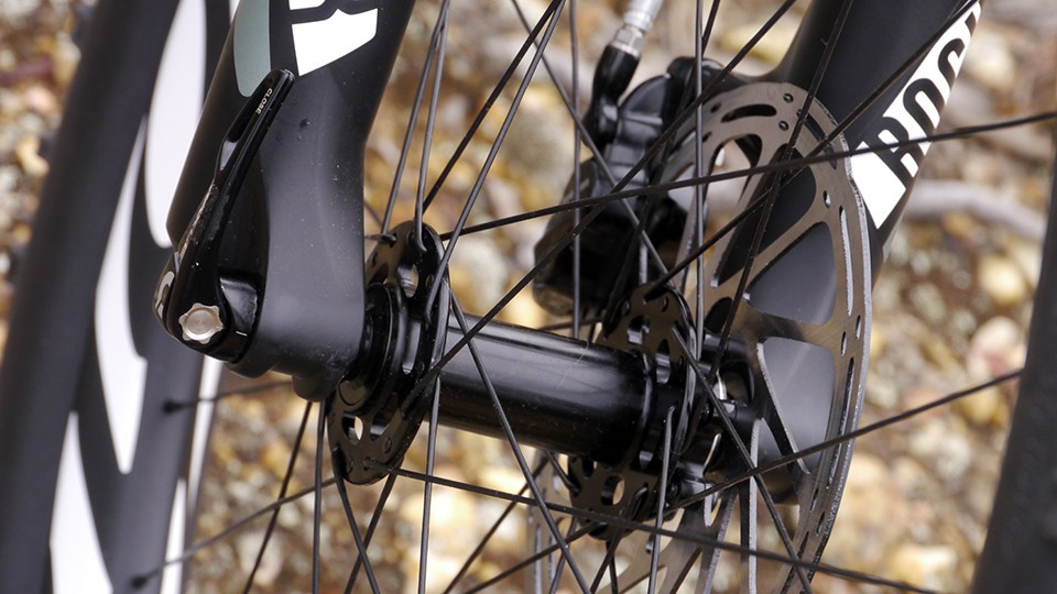 Boost 110 fork, Ibis Mojo 3 Review