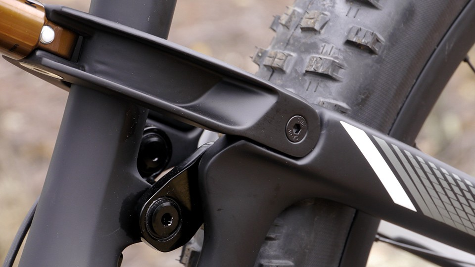 Redesigned clevis, Ibis Mojo 3 Review